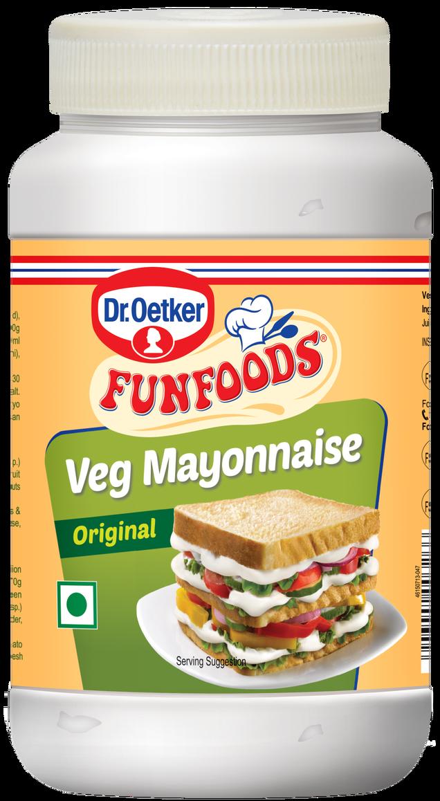 Funfood Original Mayonnaise 275gm