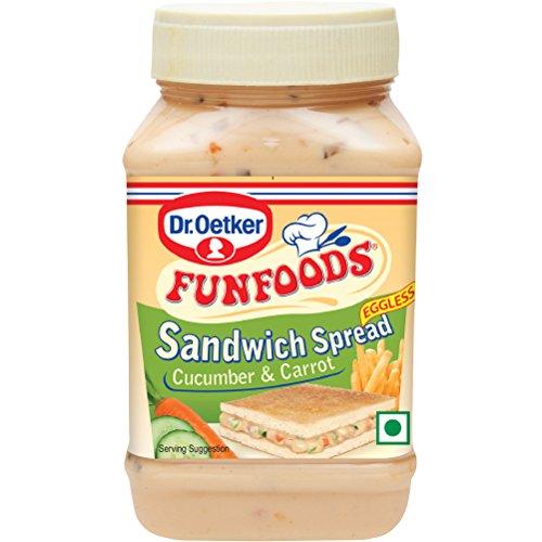 Funfood Sandwich Spread Eggless 300gm