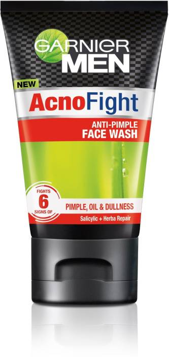 Garnier Men Acno Fight Face Wash 100ml