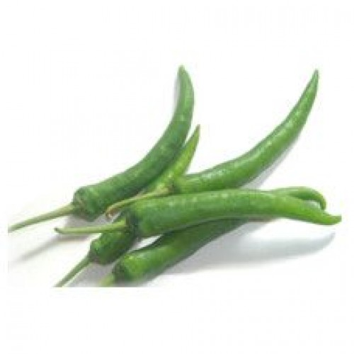 Hari Mirch/ Green Chilly (250gm)