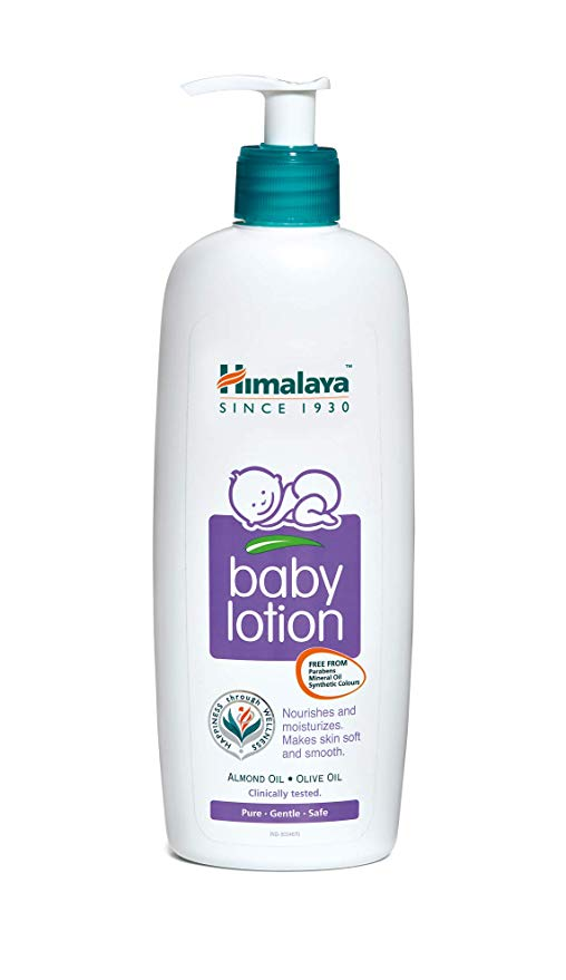 Himalaya Baby Lotion 400ml