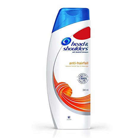 Head & Shoulders Shampoo Anti Hairfall 340ml