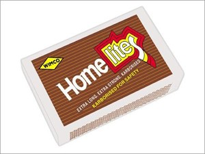 Homelite Matchbox 10pc