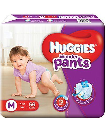 Huggies Wonder Pants Medium 56p