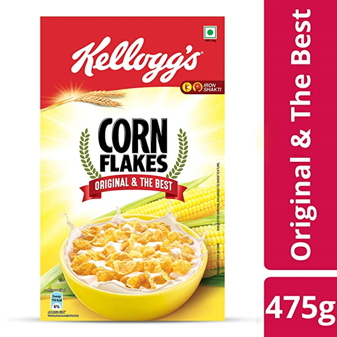 Kellogs Cornflakes 475gm