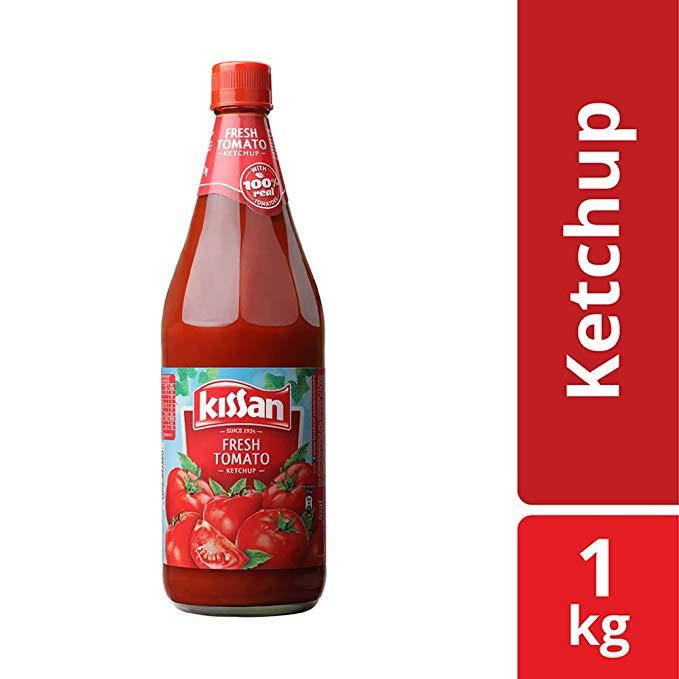 Kissan Ketchup 1kg