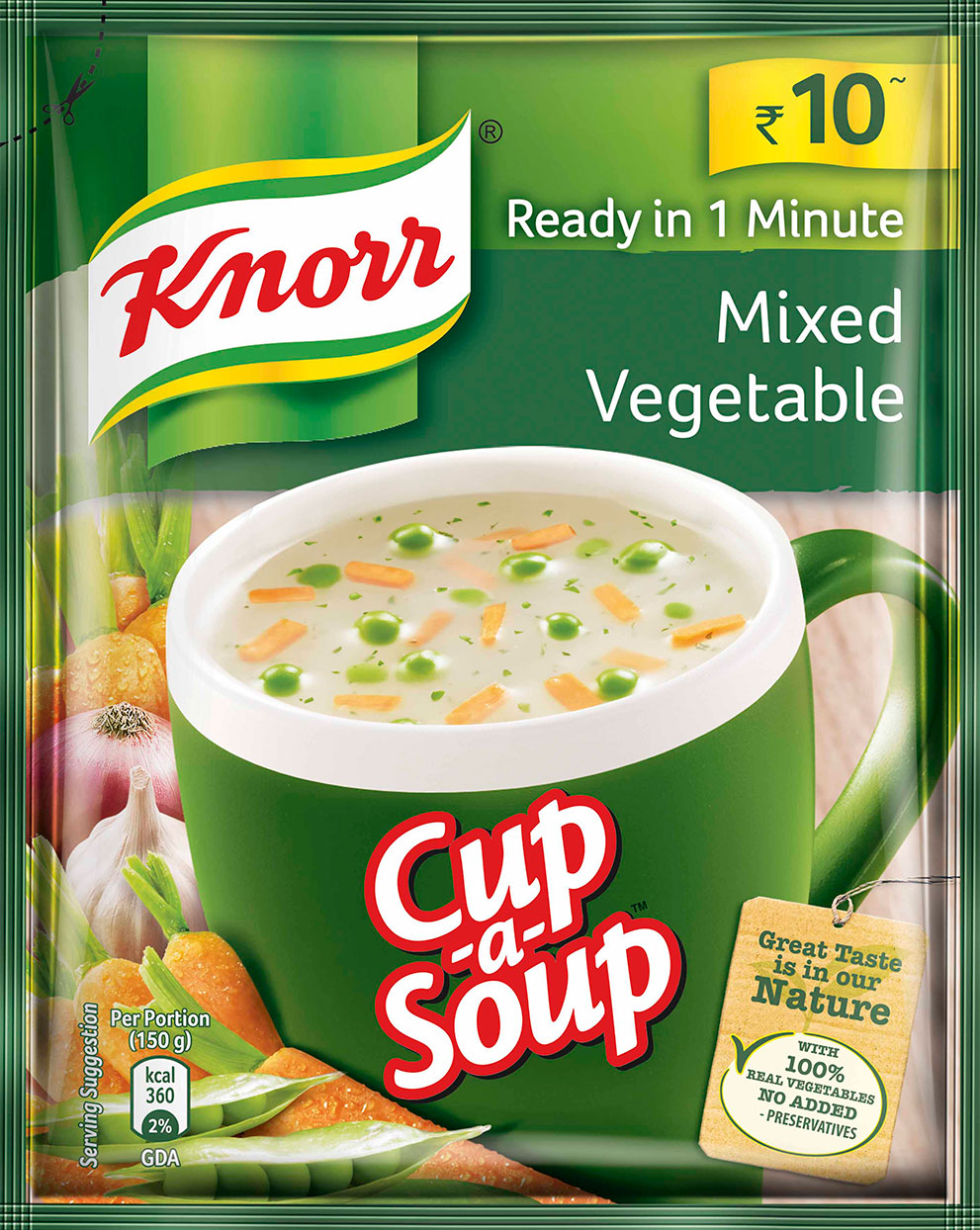 Knorr Mixed Veg Soup