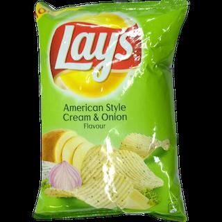 Lays Cream Onion