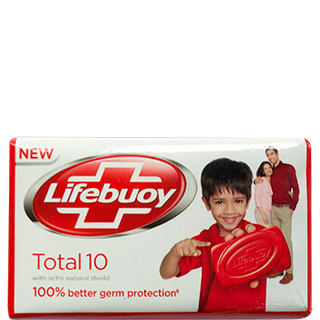 Lifebuoy Total Soap Small 10/-