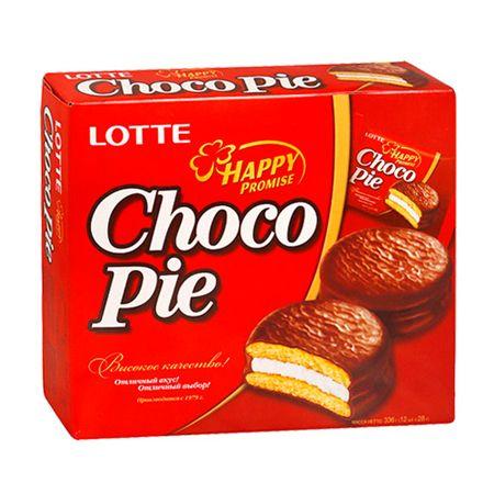 Lotte Choco Pie 12pc (Rs. 10 Each)