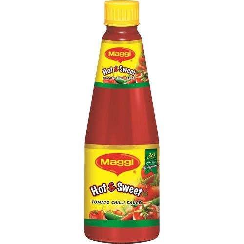 Maggi Hot and Sweet Ketchup 1kg