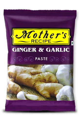 Mothers Recipe Ginger Garlic Paste 200gm