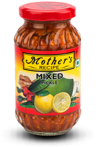 Mothers Recipe Mixed Pickle 950gm