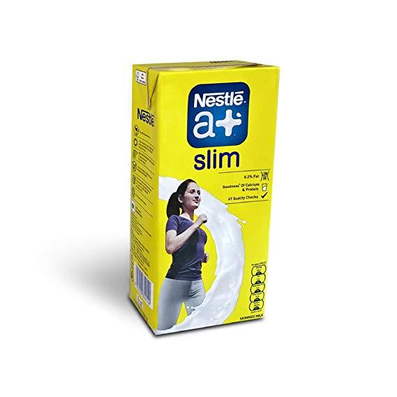 Nestle A+ Slim Tetra Pack 1lt