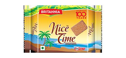 Britannia Nice Time Biscuit