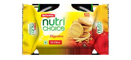 Britannia Nutri Choice Digestive 100g