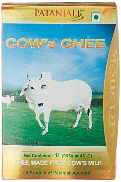Patanjali Cow Ghee 1l
