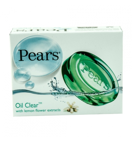Pears Soap Oil Clear 75gm
