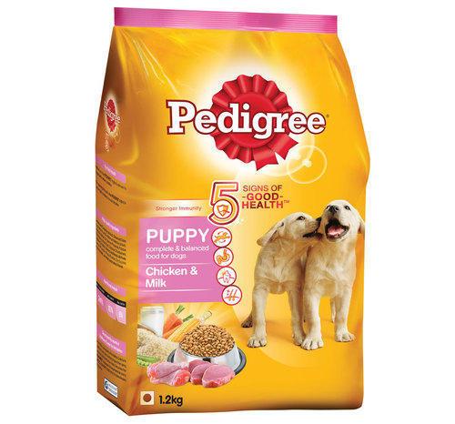 Pedigree Puppy Chicken Milk 1.2kg