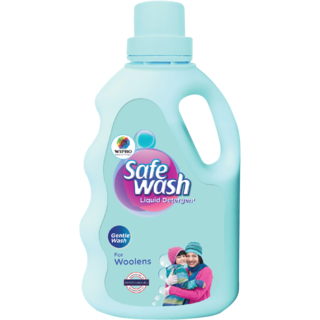 Safewash Liquid Detergent Buy 1 Get 1 FREE