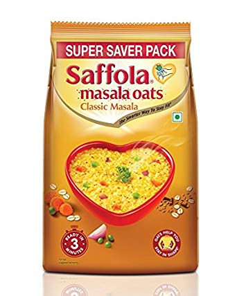 Saffola Classic Masala Oats 400gm
