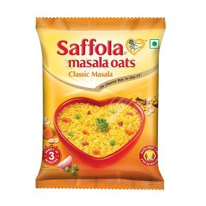 Saffola Classic Masala Oats 40gm