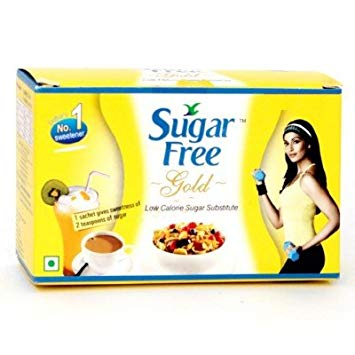 Sugarfree Gold Aspartame Sachet 50