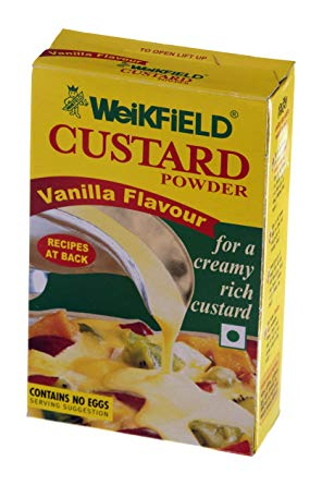 Weikfield Custard Powder 100gm