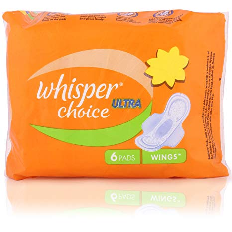 Whisper Ultra Wings 6p