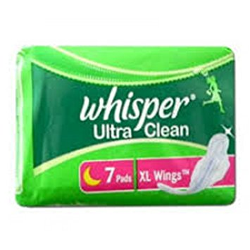 Whisper Ultra Clean XL 7p