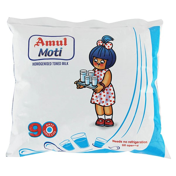 Amul Tonned Milk 500ml