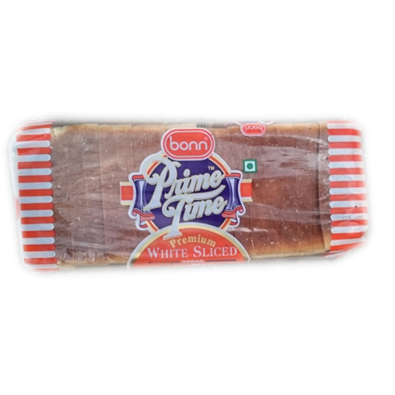 Bonn White Sliced Bread 700gm