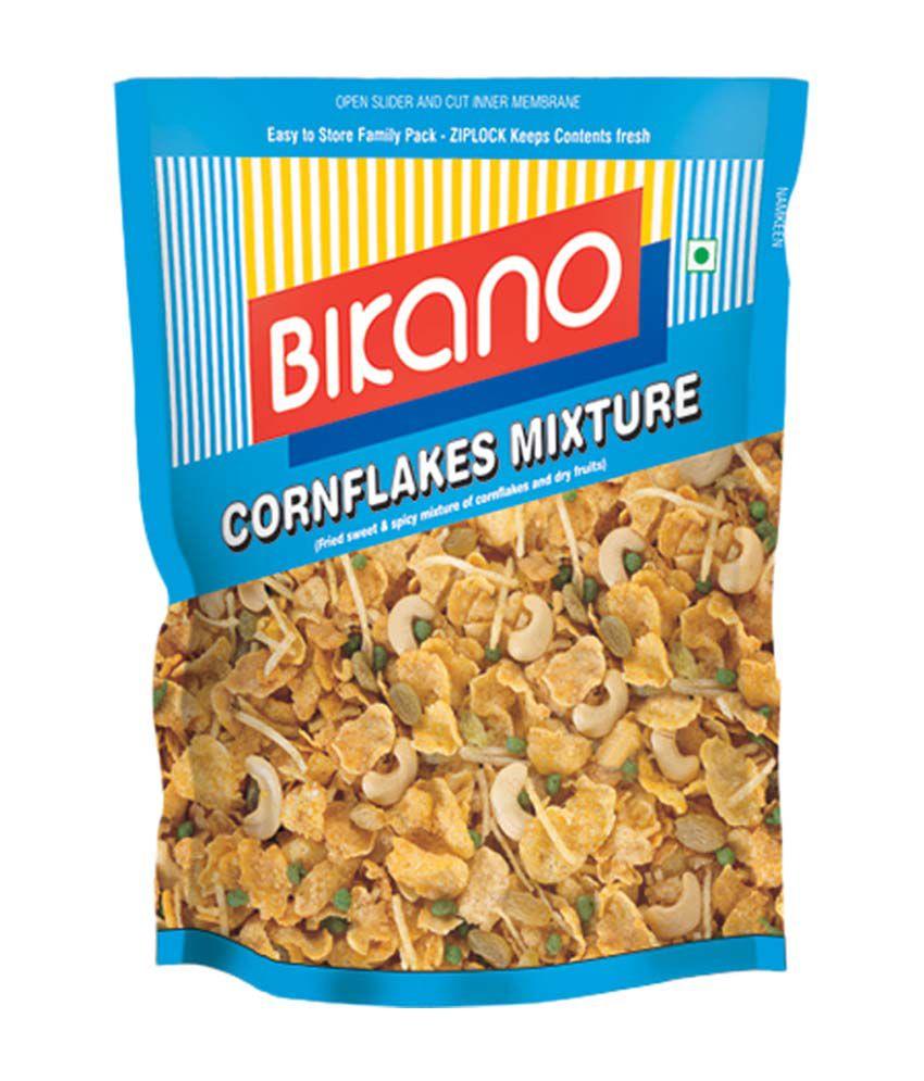 Bikano Cornflakes Mixture 200gm