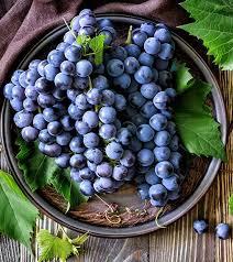 Black Grapes 1kg