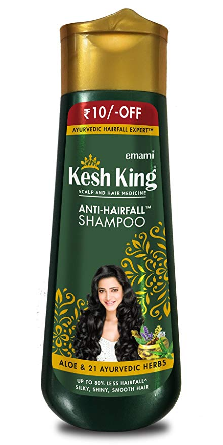 Kesh King Hair Shampoo 340ml