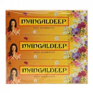 Mangaldeep Agarbatti 1pc (assorted)
