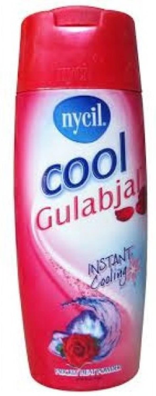 Nycil Prickly Heat Powder Cool Gulab 150gm