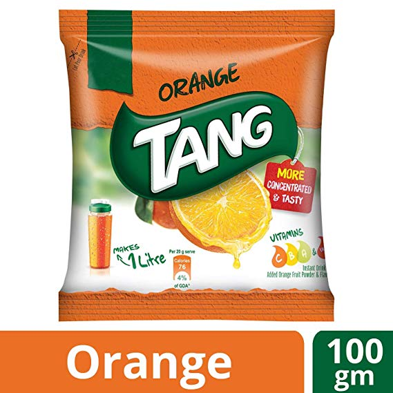 Tang Orange 100gm