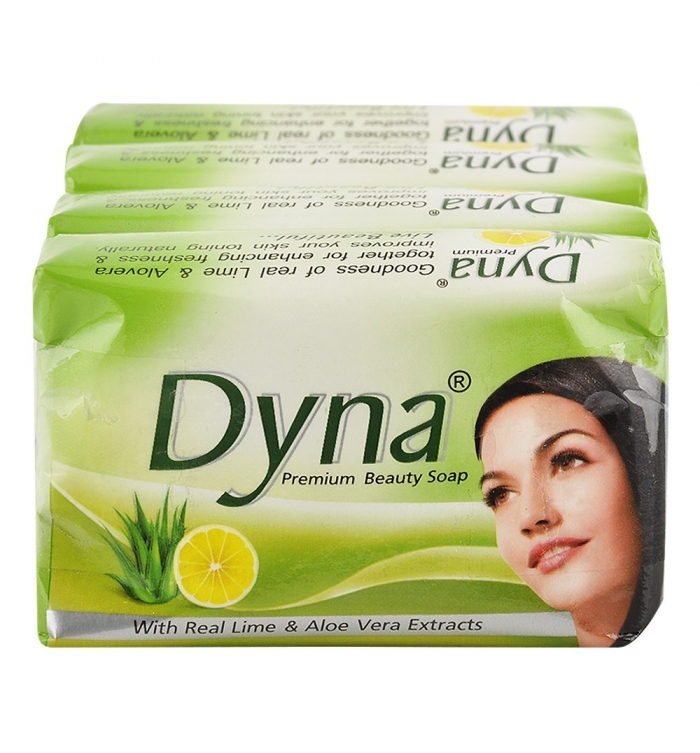 Dyna Lime Soap Set 4X125gm