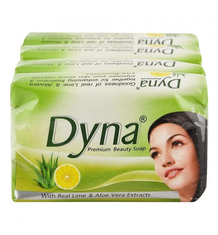 Dyna Lime Soap Set 4X125gm