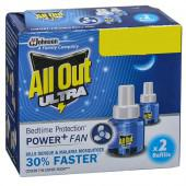 All Out Liquid Refill Combo (2 refills-45ml each)