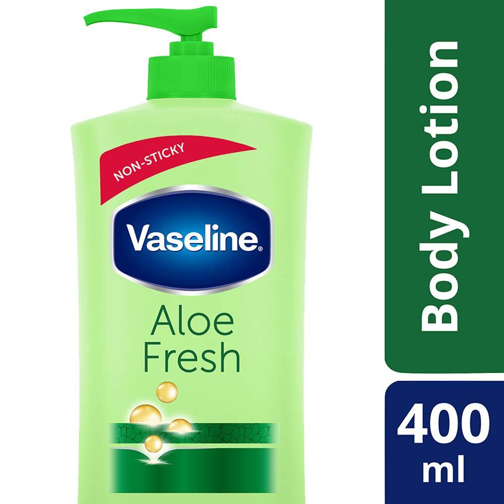 Vaseline Aloe Fresh Lotion 400ml