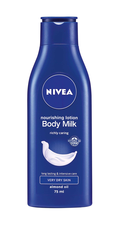 Nivea Body Milk Lotion 200ml