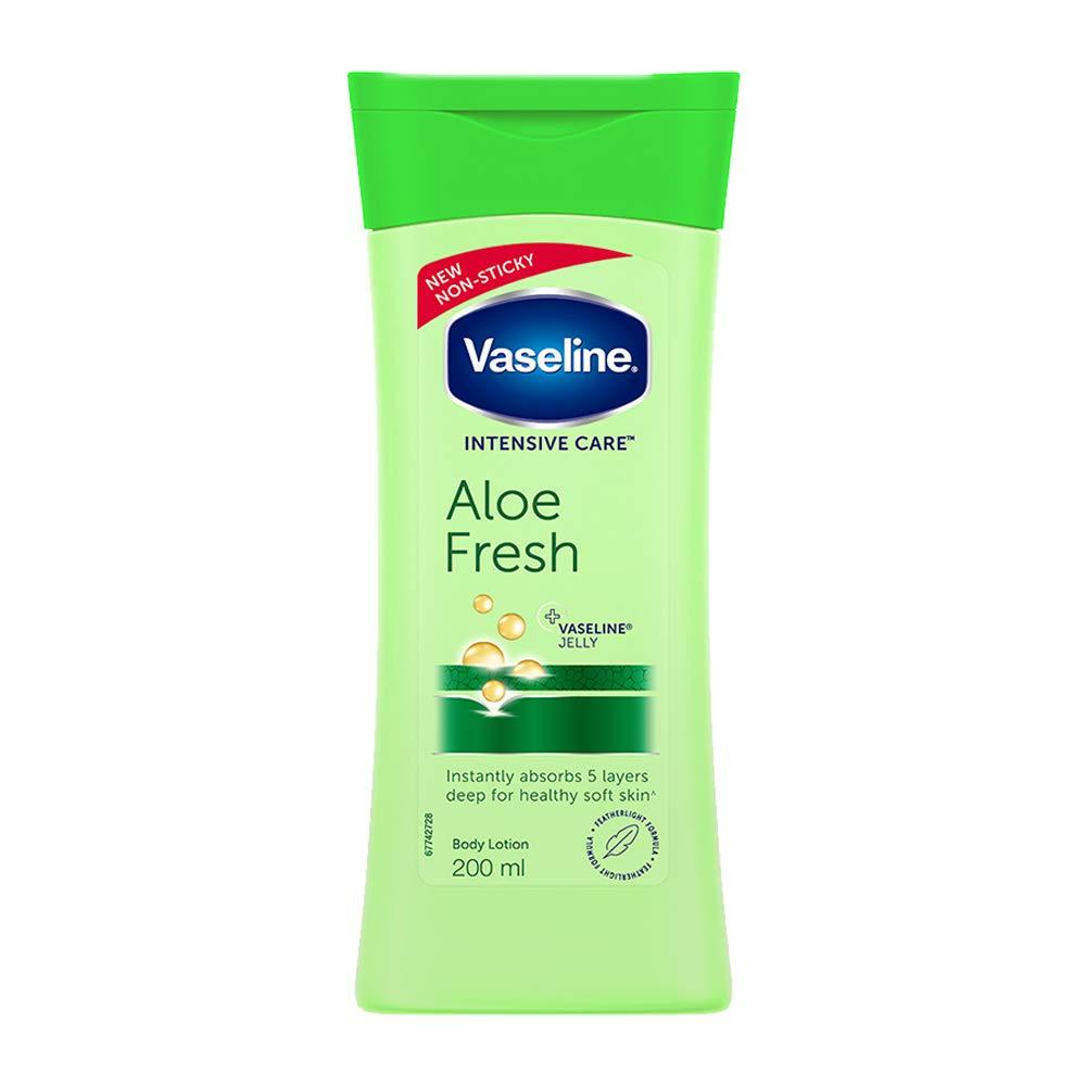 Vaseline Aloe Fresh Lotion 200ml