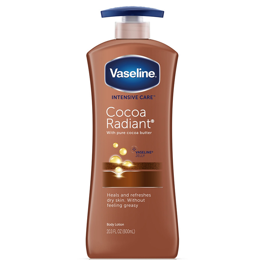 Vaseline Cocoa Glow Lotion 400ml