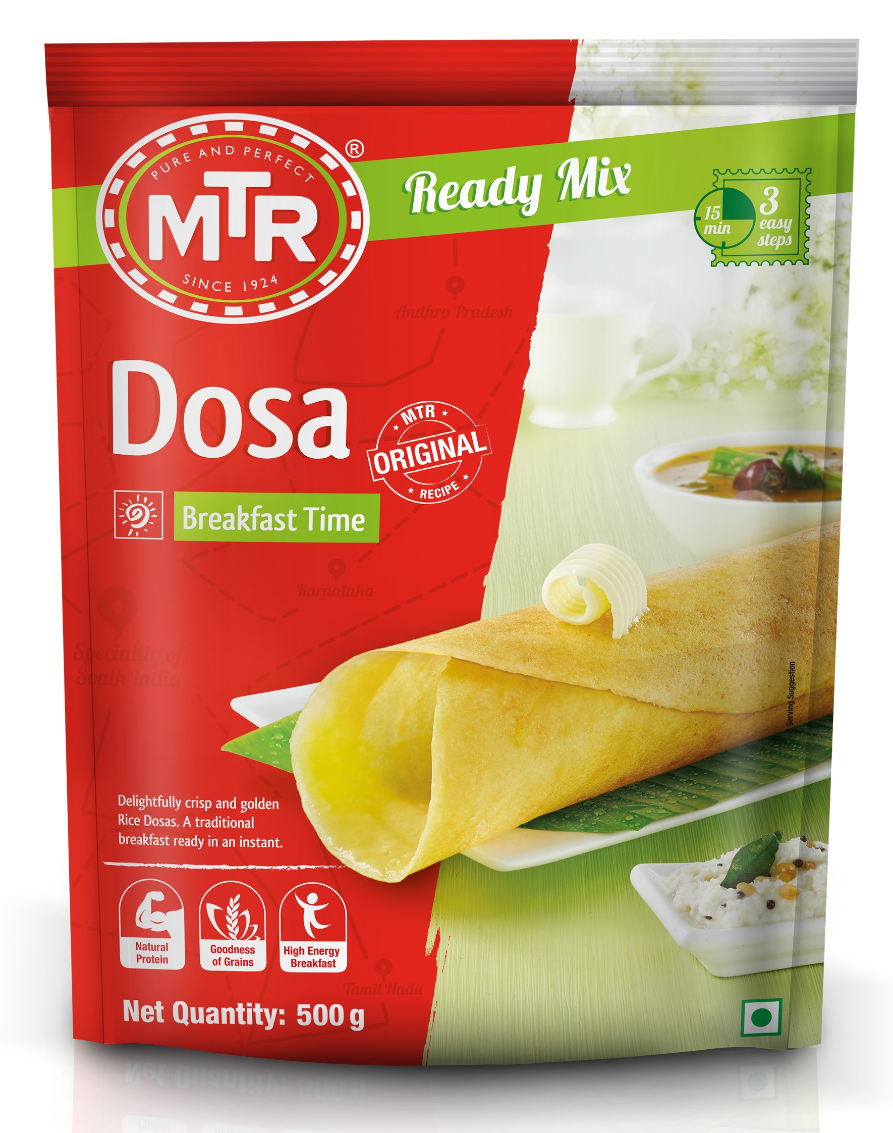 MTR Dosa Mix 500gm