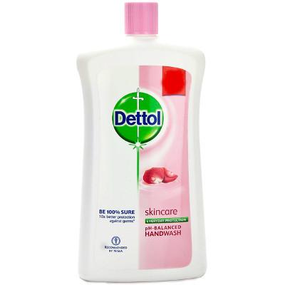 Dettol Skin Care Refill Bottle 900ml