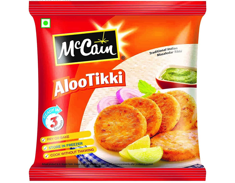 McCain Aloo Tikki 760gm