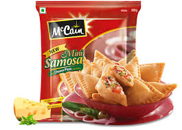 McCain Cheese Samosa 240gm