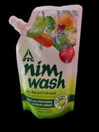 Nim Wash Vegetable and Fruit Washer 150ml